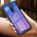 New              Bakeey for Xiaomi Redmi 9 Case Four-Corner Armor Bumpers Shockproof Transparent Soft Silicone Protective Case
