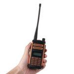 New              Baofeng X3 Plus 10W Walkie Talkie Portable Tri-band Radio UHF/VHF 6600mah