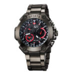 New              ASJ Fashion Men Waterproof Luminous Display Watch Dual Display Digital Watch