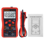 New              ANENG Smart M118A Digital Multimeter RMS Auto Tester Professional Transistor