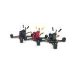 New              FUS Spartan V3 99mm Wheelbase F411 F4 Flight Controller AIO 20A ESC 2-4S Freestyle FPV Racing Drone PNP w/200mW VTX Runcam Nano 2 FPV Camera