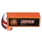 New              URUAV GRAPHENE 6S 22.2V 5000mAh 95C Lipo Battery XT90 Plug for RC Drone