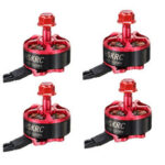 New              4 PCS HSKRC 2207 2600KV 3-4S Brushless Motor 5mm Mounting Hole for RC Drone FPV Racing