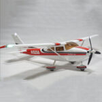 New              Hookll Cessna 182 V2 1410mm Wingspan EPO RC Airplane KIT/ PNP with LED Light