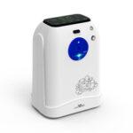 New              110V/220V Portable Oxygen Generator Machine Concentrator Air Purifier Home