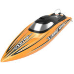 New              Volantexrc Vector SR80 Pro 70km/h 800mm 798-4P ARTR RC Boat with All Metal Hardwares Auto Roll Back Function