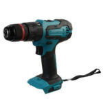 New              3 In 1 Cordless Brushless Electric Impact Drill Driver 13mm Screwdriver For Makita Battery