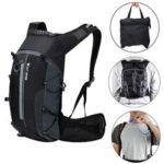 New              WEST BIKING 10L Foldable Waterproof Bike Backpack Hydration Water Backpack for Running Cycling Hiking