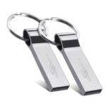 New              Bestrunner 16/32GB Portable USB 2.0 Fast Transmission Pendrive USB Disk with Ring Holder for Macbook Laptop PC
