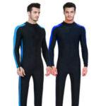 New              Unisex Full Body Diving Suit Men Women Scuba Diving Wetsuit Swimming Surfing UV Protection Snorkeling Wet Suit