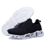 New              Men's Ultralight Breathable Running Shoes Soft Sport Casual Sneakers Outdoor Hiking Walking Jogging