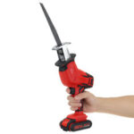 New              88VF Electric Reciprocating Saws Outdoor Woodworking Cordless Portable Saw With Blade