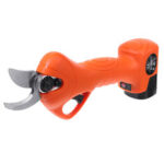 New              16.8V 600W 2000mAh Cordless Electric Branch Cutter Pruning Scissors Lithium Battery 25mm Tree Branch Cutter