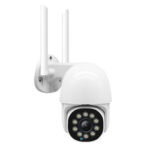 New              GUUDGO 10 LED light HD 1080P WIFI IP Camera Two Way Audio Wireless Camera H.264 PTZ Auto Tracking Night Vision Camera
