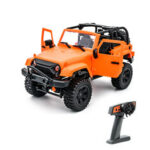 New              F1 F2 1/14 2.4G 4WD RC Car for Jeep Off-Road Vehicles with LED Light Climbing Truck RTR Model