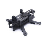 New              Cpro 155mm 3inch HX Type FPV Tiny Frame Kit with 3mm Thickness Bottom Board Compatiabled with DJI Air Unit