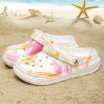 New              SOCOFY 2 in 1 Lightweight Slingback Mules Clogs Waterproof Non-slip Sandals