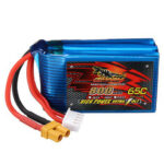 New              DINOGY 11.1V 800mAh 65C 3S Lipo Battery XT30 Plug for FPV RC Racing Drone