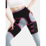 New              Women Burnning Fat Waist & Legs Trainer Sports Shapewear