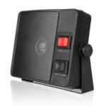 New              3.5mm Diamond Heavy Duty TS-750 External Speaker for walkie talkie QYT YAESU ICOM KENWOODs CB Two Way Radio Car Mobile Radio