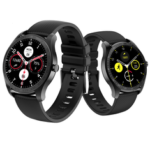 New              [E-compass]KINGWEAR KW11 AMOLED 360*360px Full Touch Screen Dynamic Heart Rate Monitor bluetooth V5.0 IP68 Waterproof Ultra-thin Smart Watch