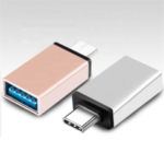 New              Bakeey USB Type C Male to USB A 3.0 Female OTG Converter Adapter For Huawei P30 P40 Pro Xiaomi Mi10 Redmi Note 9S S20+ Note 20