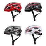 New              BIKIGHT Bike Helmet Ultralight USB Rechargeable Bike Headlamp Safety Breathable Bicycle Cycling Helmet