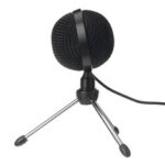 New              USB Microphone Mini Wired Microphone with Tripod Live Desktop Microphone for Computer Laptop