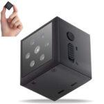 New              MD25 1080P HD Mini Portable Magnetic Camera Micro Cam Infrared Night Vision DV Camcorder Car Sports Movement Recording Monitor Camera Baby Monitors