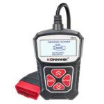 New              KONNWEI KW310 OBD2 Car Diagnostic Scanner EOBD Scan Tool DTC Engine Code Reader Voltage Test Built-in Speaker