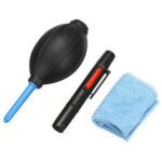 New              3 in 1 Digital Camera Cleaning Set For DSLR For Canon For Nikon Camera Cleaning
