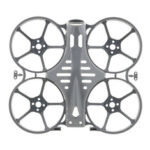 New              SPCMaker Bat78 Spare Part 78mm Wheelbase 2-4S Frame Kit with Canopy for Whoop RC Drone FPV Racing