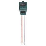 New              3 in 1 Digital Soil Moisture Sunlight PH Meter Tester for Plants Flowers Acidity Moisture Measurement Garden Tools