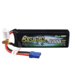 New              Gens ace BASHING 11.1V 5000mAh 50C 3S Lipo Battery EC5 Plug for RC Racing Drone