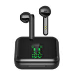 New              New Bakeey L12 TWS True Wireless Headphone Stereo bluetooth 5.0 Earphone LED Display Sport In-ear Headset for iOS Android