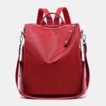 New              Women Anti theft Waterproof Large Capacity Multi-carry Backpack