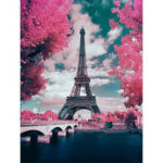 New              DIY Diamond Painting Scenery 5D Full Diamond Living Room Bedroom Hanging Pictures Handmade Wall Decorations Gifts for Kids Adult