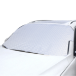 New              Aluminum Flm Car Windshield Cover Sun Shade Protector Snow Anti-frost Universal