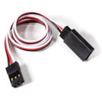 New              6pcs 30cm RC Servo Extension Wire Cable For Futaba JR