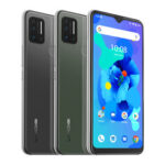 New              UMIDIGI A7 Global Bands 6.49 inch Waterdrop Display Android 10 4150mAh 16MP Quad Rear Camera 2+1 Cart Slots 4GB 64GB Helio P20 4G Smartphone