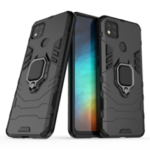 New              Bakeey Armor Shockproof Magnetic with 360 Rotation Finger Ring Holder Stand PC Protective Case for Xiaomi Redmi 9C
