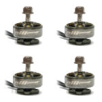New              4X RCINPOWER BISON 22.5-7 2500KV 3-4S Brushless Motor Freestyle for RC Drone FPV Racing