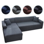 New              1/2/3/4 Seater Sofa Cover Big Elasticity Couch Covers Love-Seat Stretch Flexible Slipcovers Home Furniture