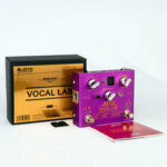 New              Joyo R-16 Vocal Guitar Pedal Reverb Effect Headphone Output Power IN 48V 9 LAB Phantom Acoustic Reverberator Supports