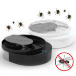 New              3life BYQ-120BE Electric Fly Trap Anti Mosquito Automatic USB Charged Pest Insect Control Catcher from Xiaomi Youpin
