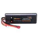 New              DINOGY GRAPHENE 7.4V 4500mAh 2S 80C T Plug Lipo Battery for RC Car