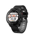 New              Bakeey S10 Full Touch HD Screen IP67 Wristband Blood Pressure and Oxygen Monitor Weather Display Smart Watch