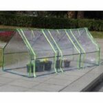 New              Waterproof Mini Plant Greenhouse Winter Shelter Garden Cover Corrosion-resistant For Garden Outdoor