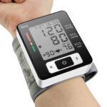 New              Boxym Home Automatic Wrist Blood Pressure Monitor Blood Pressure Voice Digital Oxygen Blood Glucose Blood Pressure Instrument