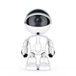New              AUDUBE 1080P IP Camera Robot Intelligent Auto Tracking Cloud Home Security Wireless WiFi Two Way Audio PTZ Night Vision ONVIF CCTV Surveillance Camera